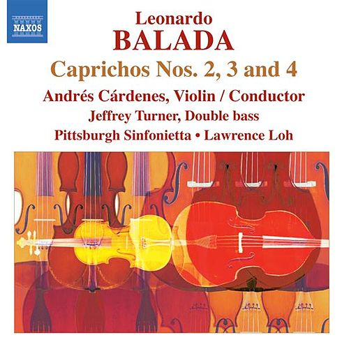 Balada: Caprichos Nos. 2-4 by Various Artists