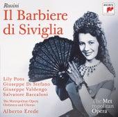 Rossini: Il barbiere di Siviglia (Metropolitan Opera) by Various Artists