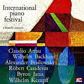 International Piano Festival - A Benefit Concert (Digitally Remastered) by Various Artists