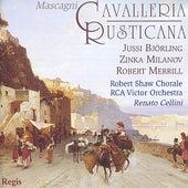 Mascagni: Cavalleria Rusticana - 1953 by Zinka Milanov