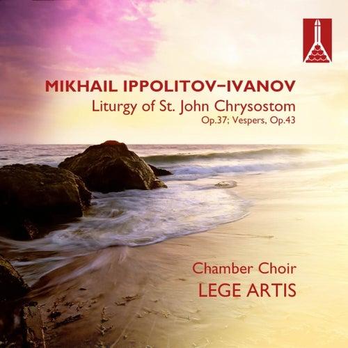 Mikhail Ippolitov-Ivanov (1859-1935) Liturgy of St. John Chrysostom, Op.37; Vespers, Op.43 by Chamber Choir Lege Artis