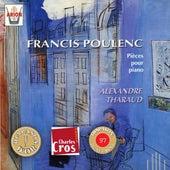 Poulenc : Pièces pour Piano by Alexandre Tharaud