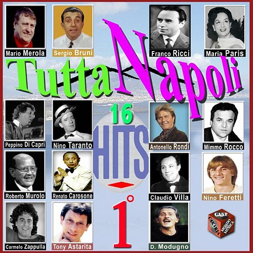 Tutta Napoli, Vol. 1 by Various Artists