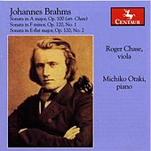 Brahms: Sonatas for Viola and Piano by Various Artists