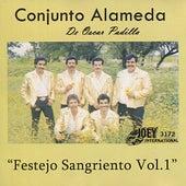 Festejo Sangriento, Vol. 1 by Conjunto Alameda de Oscar Padilla