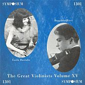 The Great Violinists, Vol. 15 (1938-1941) by Various Artists
