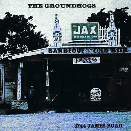 3744 James Road: The HTD Anthology by The Groundhogs