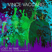 Lost in Time - EP by Vince Vaccaro