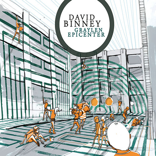 Graylen Epicenter by David Binney