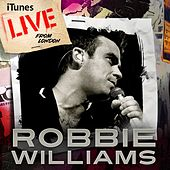 Live From London by Robbie Williams