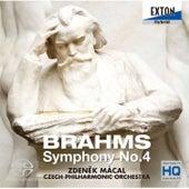 Brahms: Symphony No.4 by Zdenek Macal