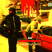 Everything's Berri Instrumentals by A.G.
