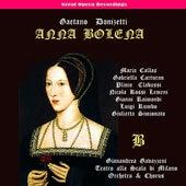 Donizetti: Anna Bolena, Vol. 2 [1957] by Orchestra e Coro del Teatro alla Scala di Milano