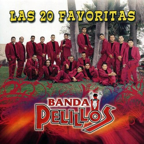 Las 20 Favoritas by Banda Pelillos