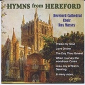 Hymns from Hereford by Hereford Cathedral Choir