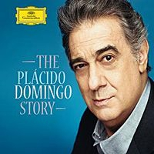 The Plácido Domingo Story by Placido Domingo