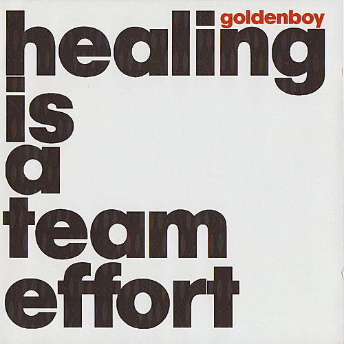 Healing is a Team Effort von Goldenboy