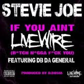 If You Aint Livewire (B*tch N*gga F*ck You) - Single by Stevie Joe