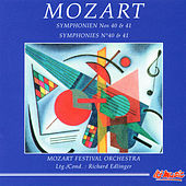 Mozart: Symphonien Nos. 40 & 41 by Mozart Festival Orchestra