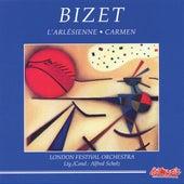 Bizet: L'Arlesienne - Carmen by Alfred Scholz
