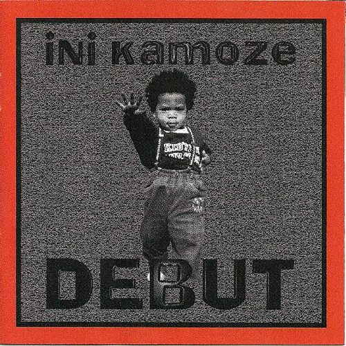 Debut by Ini Kamoze