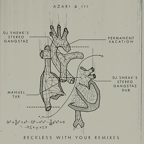 Reckless With Your Remix 02 by Azari & III