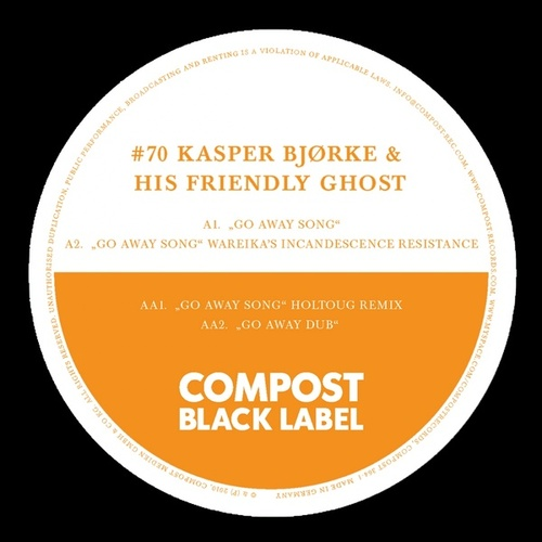 Black Label #70 by Kasper Bjørke