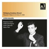 Wolfgang Amadeus Mozart : Requiem Mass, K. 626 by Various Artists
