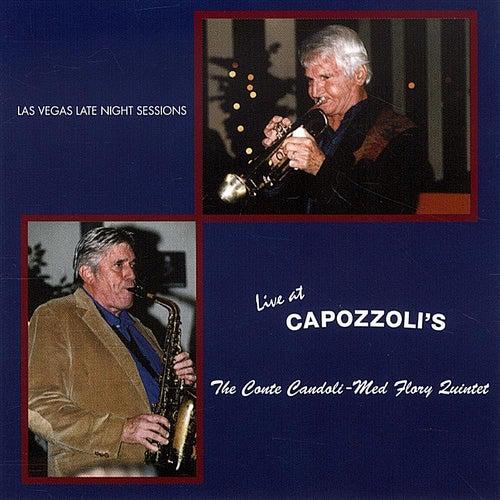 Live at Capozzoli's by Conte Candoli