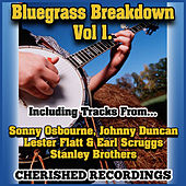 Bluegrass Breakdown Vol 1 von Various Artists