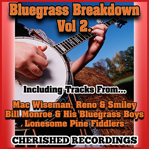 Bluegrass Breakdown Vol 2 by Various Artists