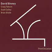 Third Occasion by David Binney