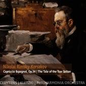 Rimsky-Korsakov: Capriccio Espagnol, The Tale of Tsar Saltan & May Night by Philharmonia Orchestra