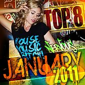 Nervous January 2011 Top 8 by Various Artists
