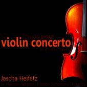 Elgar: Violin Concerto in B Minor by Jascha Heifetz
