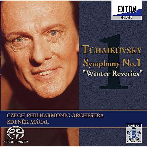 Tchaikovsky: Symphonies No.1 by Zdenek Macal