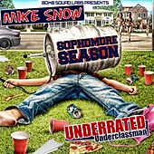 Sophomore Season: Underrated Underclassman by Mike Snow