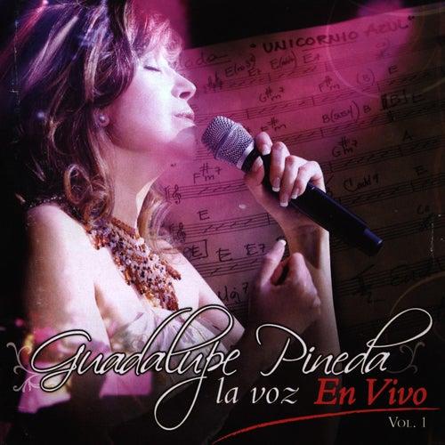 La Voz En Vivo, Vol. 1 by Guadalupe Pineda