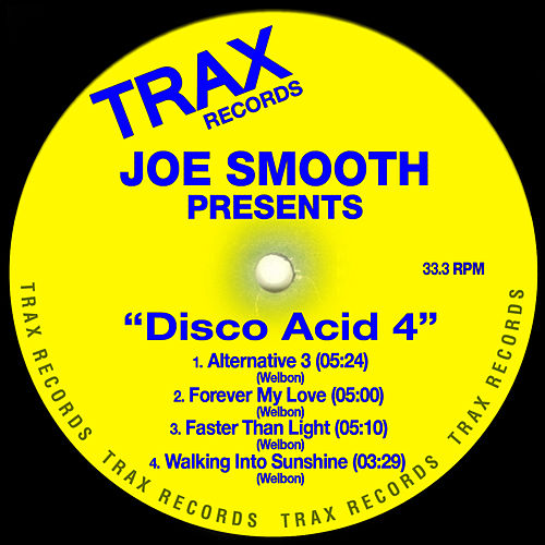 Disco Acid Vol.4 by Joe Smooth