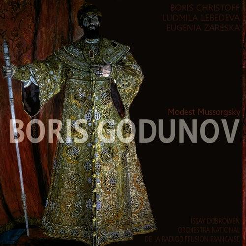 Mussorgsky: Boris Godunov by Boris Christoff