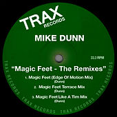 Magic Feet - The Remixes by Mike Dunn