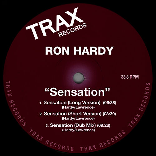Sensation by Ron Hardy