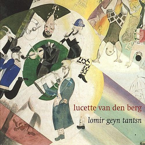 Lomir Geyn Tantsn by Lucette van den Berg