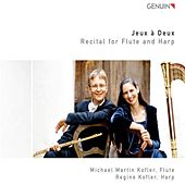 Jeux a Deux: Recital for Flute and Harp by Various Artists
