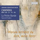Bach: Cantatas 27 - 47 - 138 - 96 von Various Artists