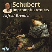 Schubert: Impromptus (complete); Moments Musicaux (selected) by Alfred Brendel