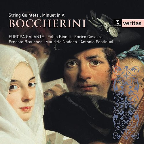 Boccherini: String Quintets by Europa Galante