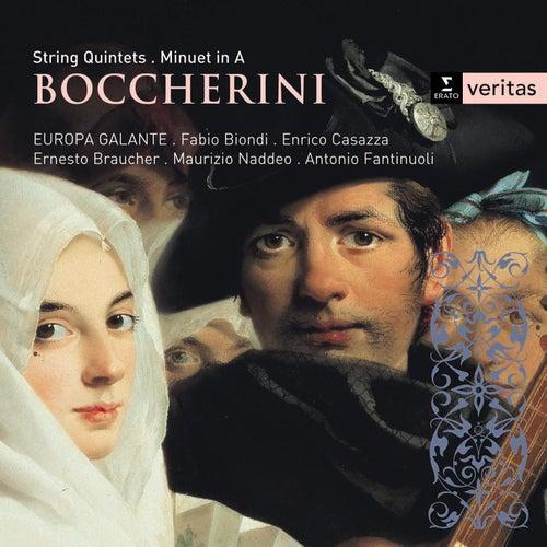 Boccherini: String Quintets by Europa Galante