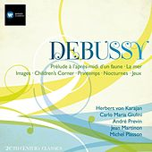Debussy: La mer; Images for Orchestra; Trois Nocturnes; Jeux etc by Various Artists