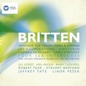 Benjamin Britten: Song Cycles, Sinfonia da Requiem, Four Sea Interludes by Various Artists